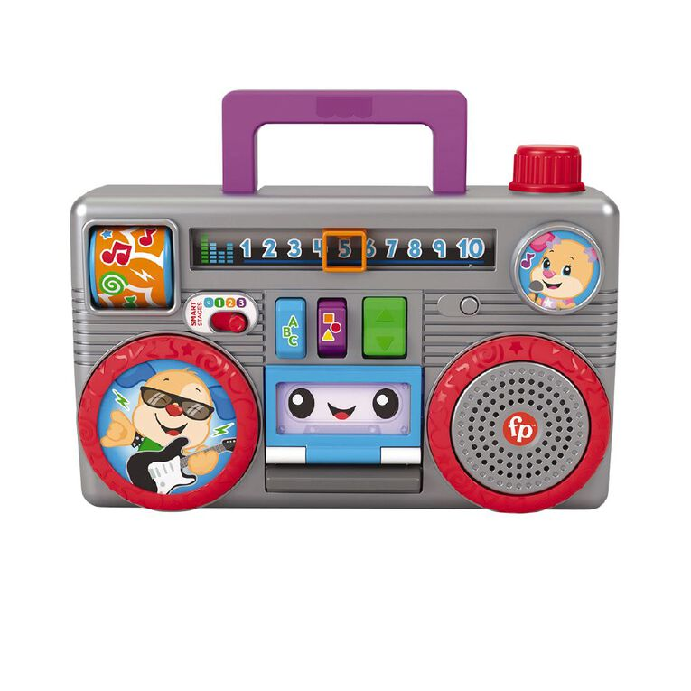 Fisher-Price Laugh & Learn Boombox, , hi-res
