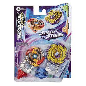 Beyblade Speedstorm Dual Pack Assorted