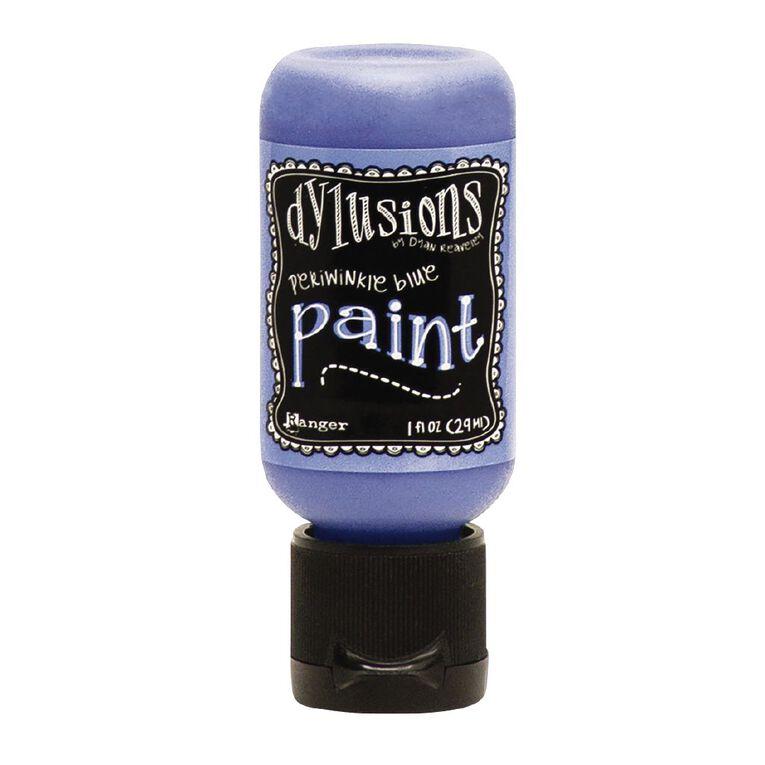 Ranger Dylusions Paint 1oz Periwinkle Blue, , hi-res