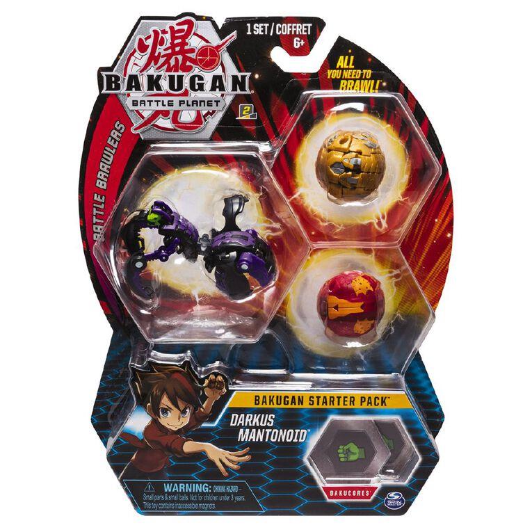 Bakugan Starter Pack, , hi-res