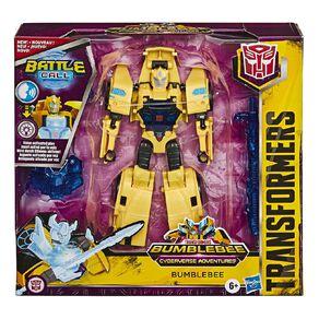 Transformers Cyberverse Battle Call Trooper Class Assorted