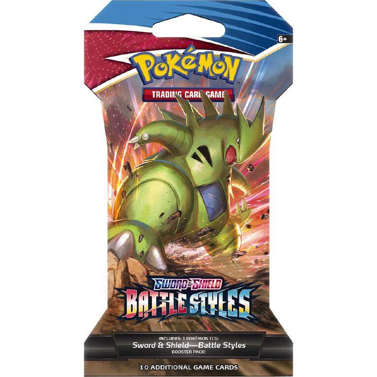 Pokemon Trading Card Game Battle Styles Blister, , hi-res