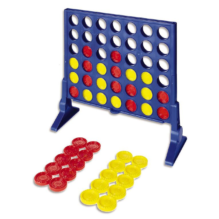 Connect 4 Classic Grid Game, , hi-res