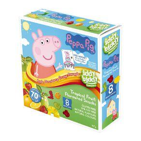 Peppa Pig Iddy Biddy Fruit Snacks 160g