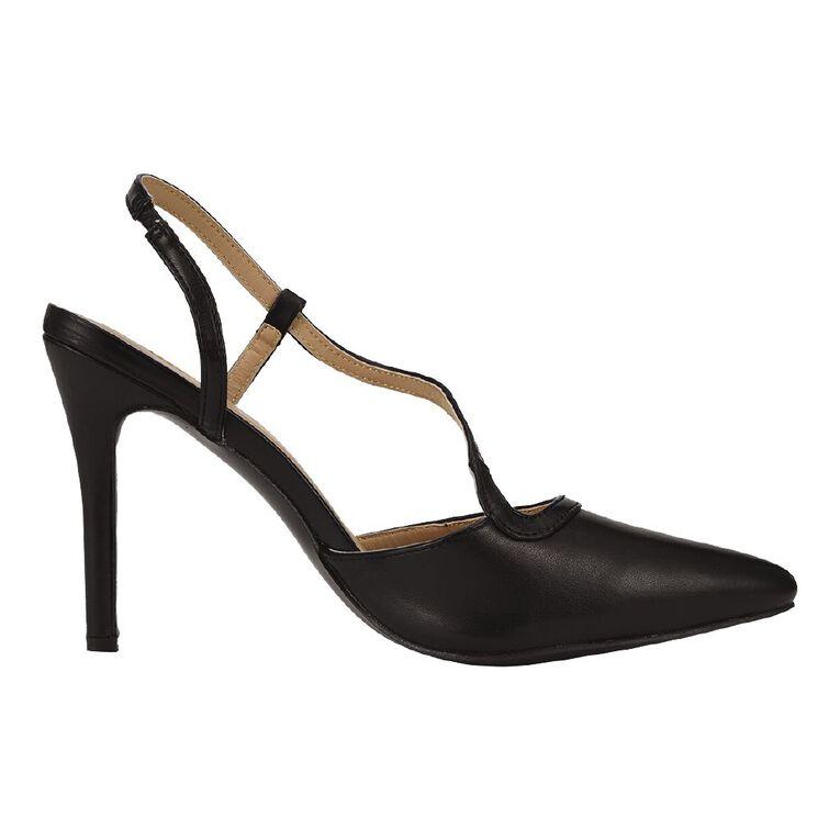 H&H Joanne Hi Heels Shoes, Black, hi-res