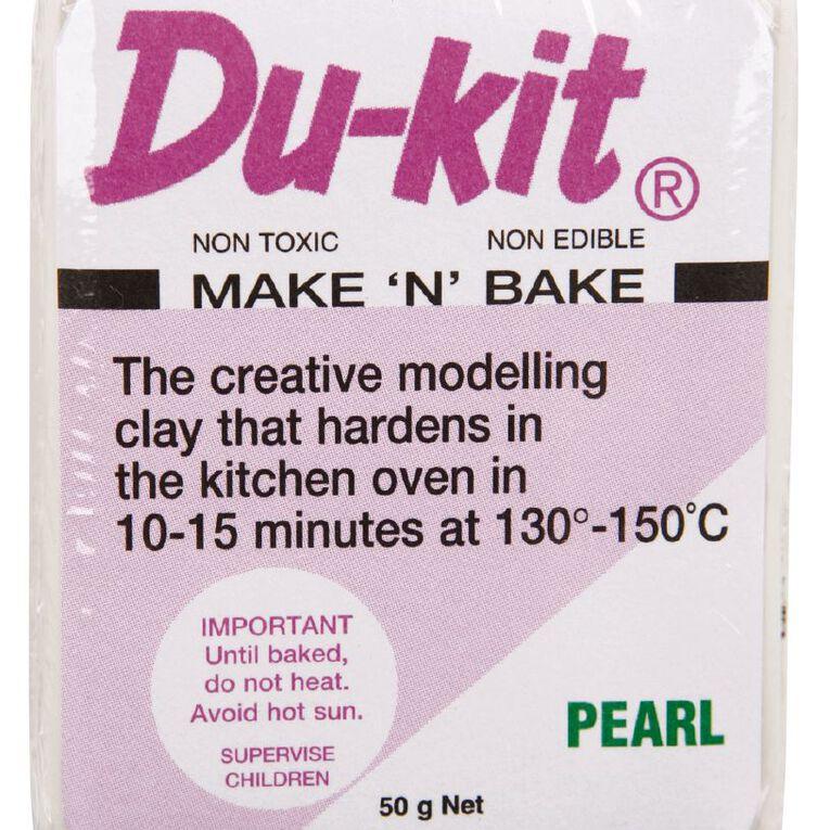 Du-kit Clay Pearl 50g, , hi-res