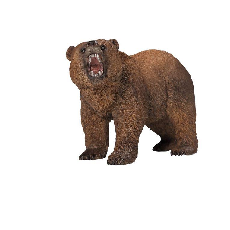 Schleich Grizzly Bear, , hi-res