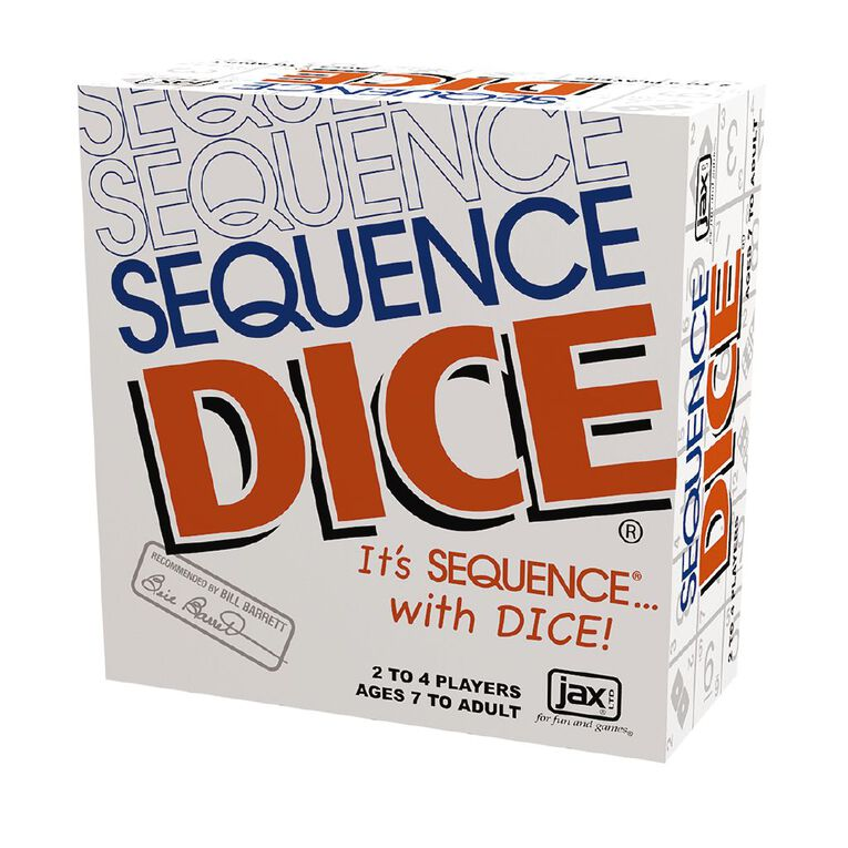 Sequence Dice, , hi-res