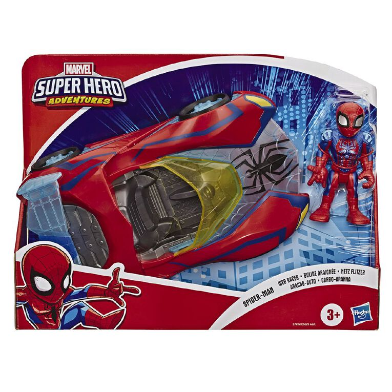 Marvel Super Hero Figure & Vehicle Assorted, , hi-res