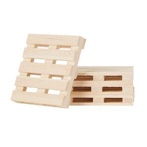 Wooden Pallet Coasters 10cm