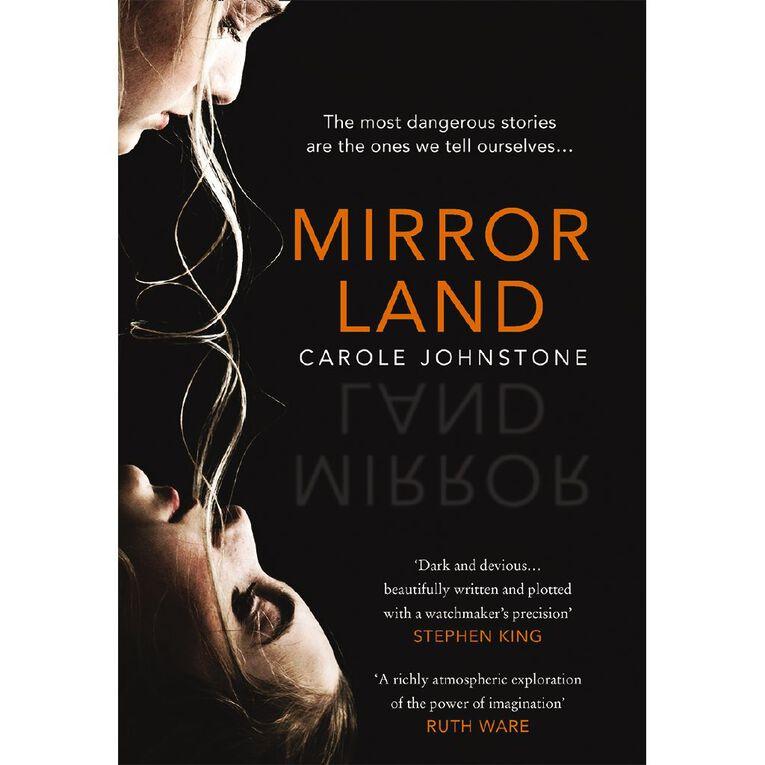 Mirrorland by Carolyn Johnstone, , hi-res