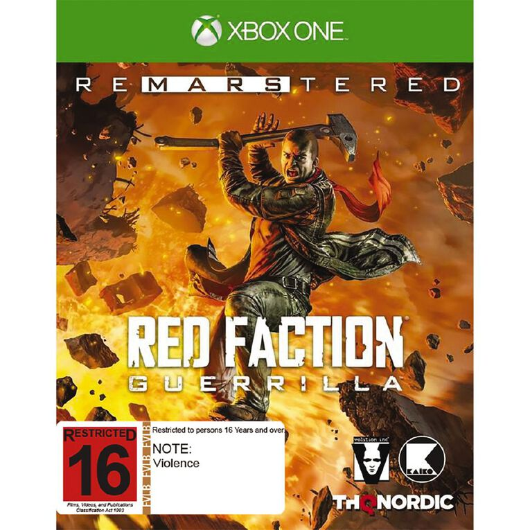 XboxOne Red Faction Guerilla Re-Mars-tered, , hi-res