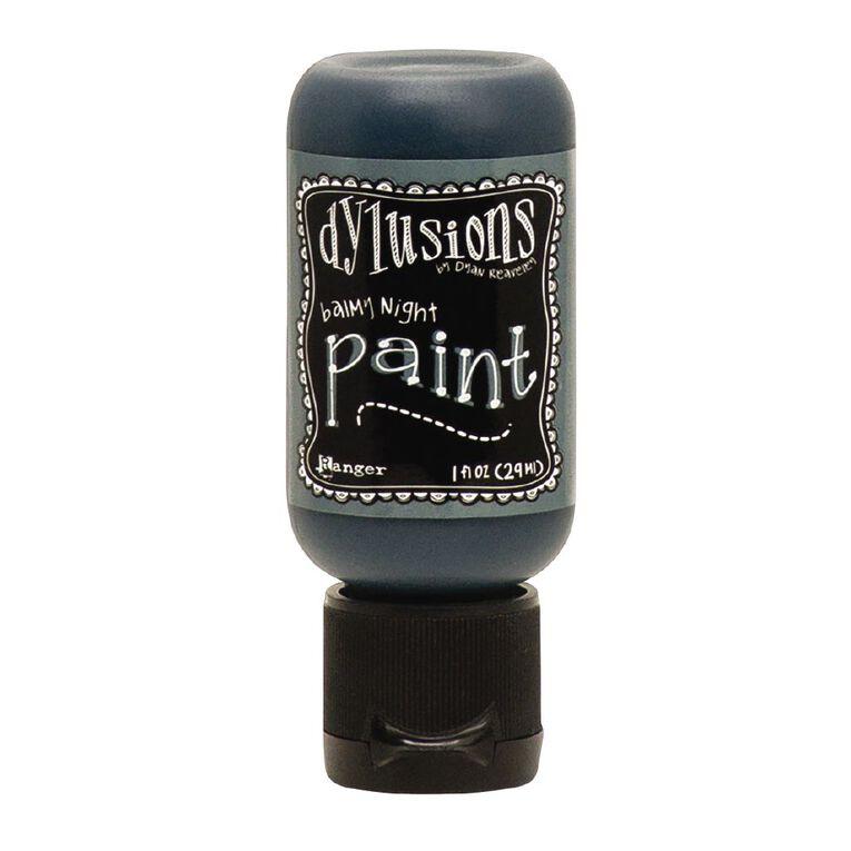 Ranger Dylusions Paint 1oz Balmy Night, , hi-res