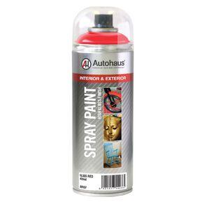 Autohaus Spray Paint Red 400ml