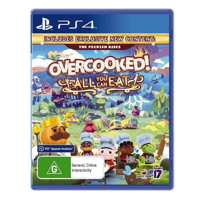 PS4 Overcooked All You Can Eat, , hi-res