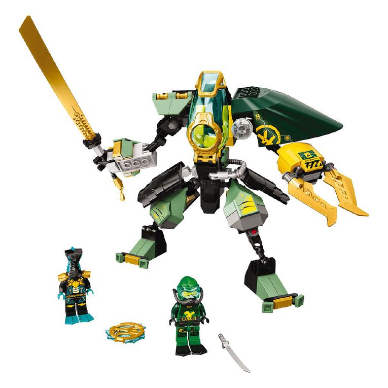 LEGO Ninjago Lloyd's Hydro Mech 71750, , hi-res