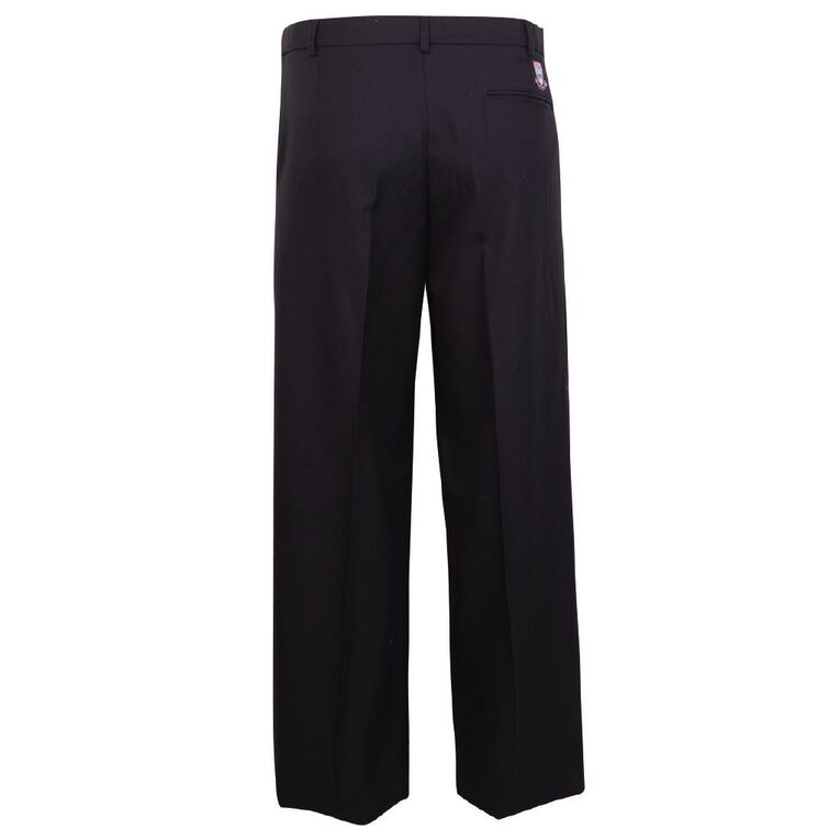 Schooltex One Tree Hill Boys' Trousers with Embroidery, Ink, hi-res