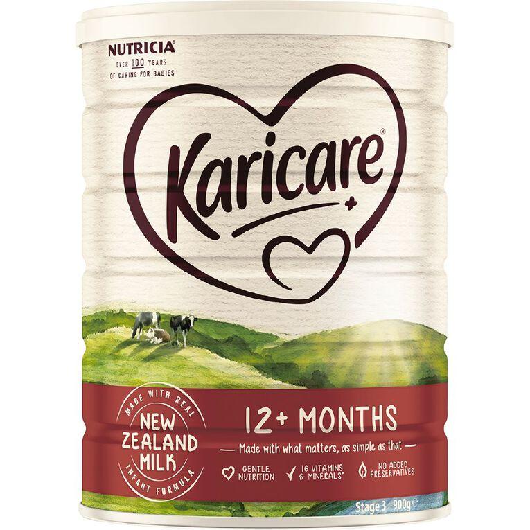 Karicare Standard 3 Toddler From 12 Months 900g, , hi-res