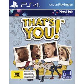 PS4 That's You