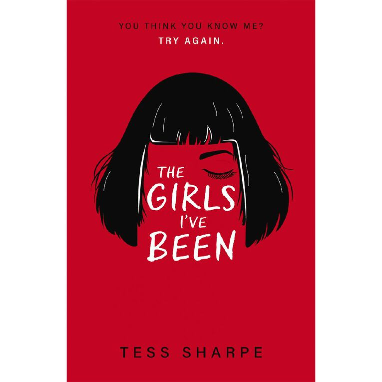 The Girls I've Been by Tess Sharpe, , hi-res image number null