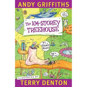 The 104 Storey Treehouse by Andy Griffiths