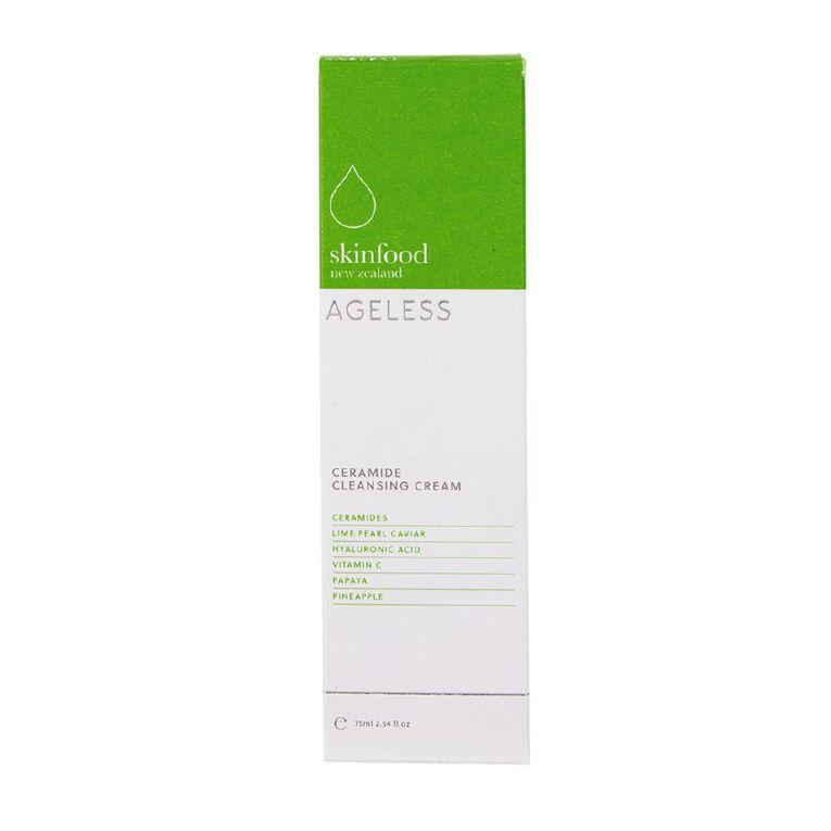 Skinfood Ageless Ceramide Cleansing Cream, , hi-res