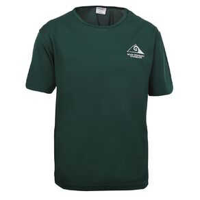 Schooltex Mt Maunganui Intermediate Sport Tee with Embroidery