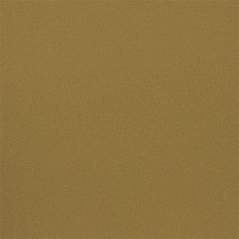 American Crafts Cardstock Sparkle Fine 12 x 12 Gold, , hi-res