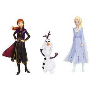 Frozen 2 Dive Characters