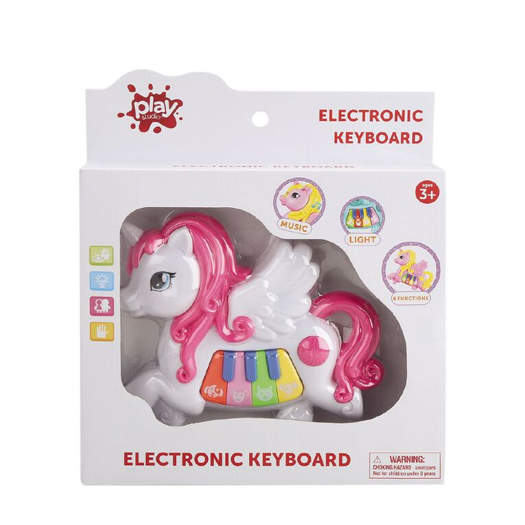 Play Studio Electronic Keyboard, , hi-res