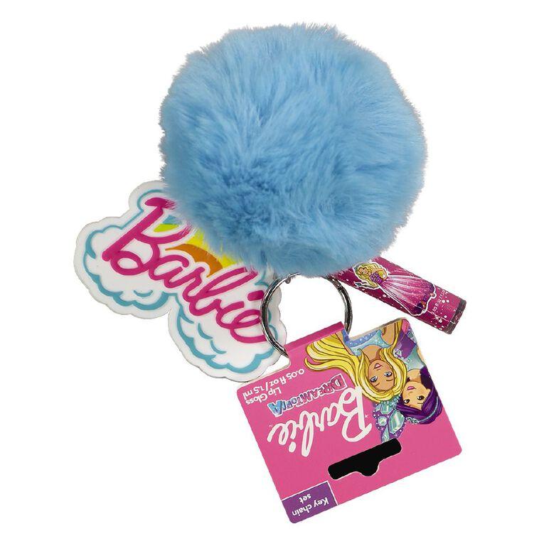 Barbie Pom Pom Key Chain, , hi-res