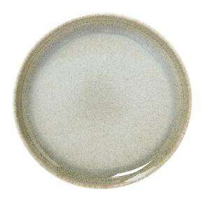 Living & Co Kina Glazed Side Plate Green