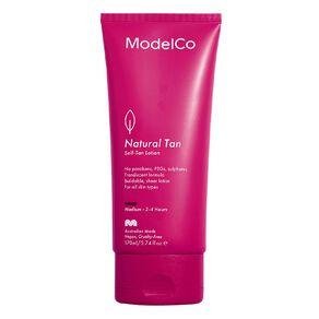 ModelCo Natural Tan Sensitive Self-Tan Lotion 170g