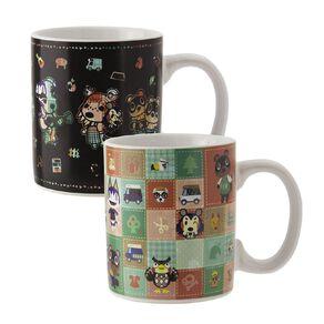 Paladone Animal Crossing Heat Change Mug