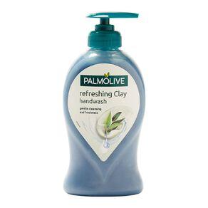 Palmolive Hand Wash Pump Eucalyptus 250ml