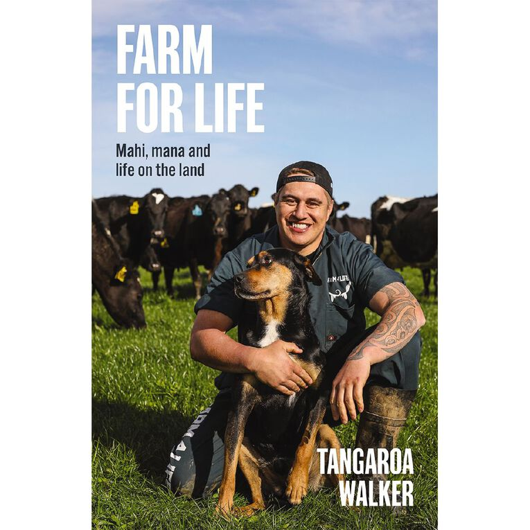 Farm for Life by Tangaroa Walker, , hi-res image number null
