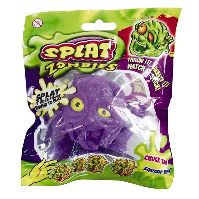 Play Studio Splat Zombies Assorted, , hi-res
