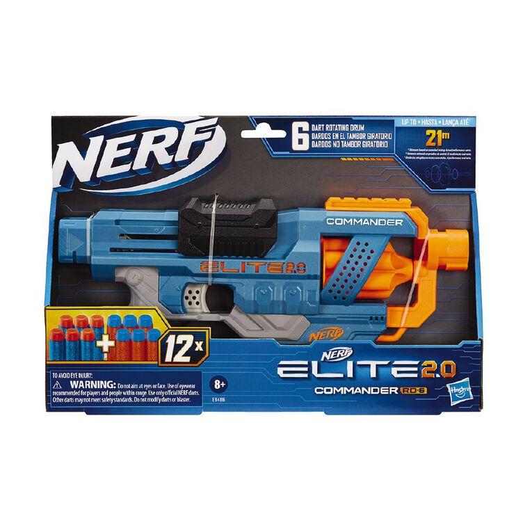 NERF Elite 2.0 Commander RD 6, , hi-res