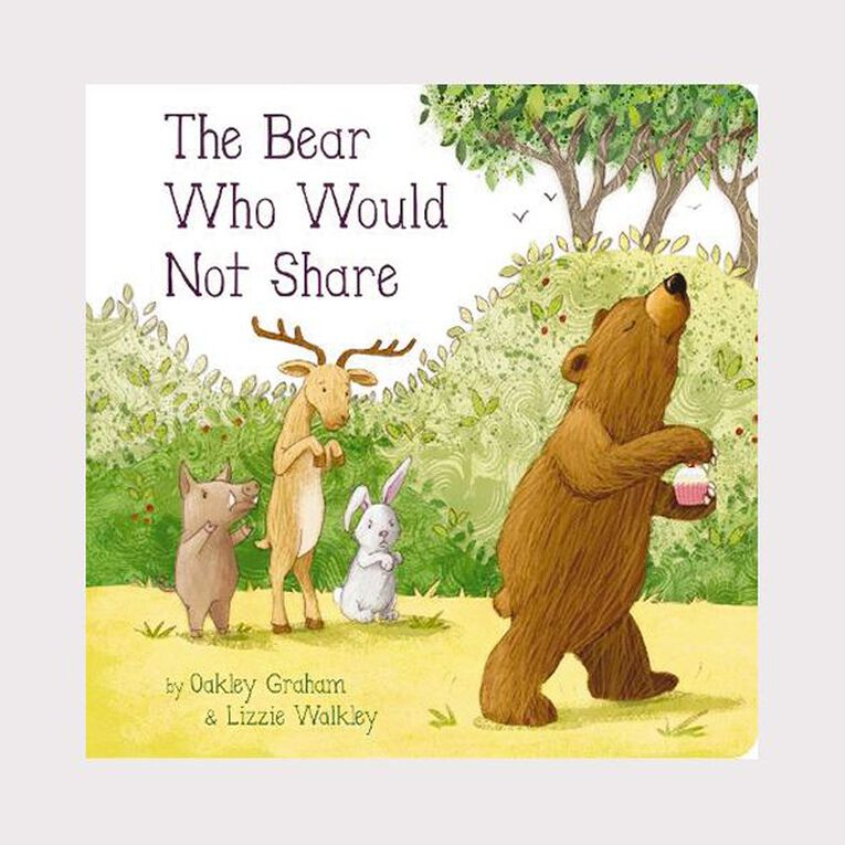 The Bear Who Would Not Share, , hi-res