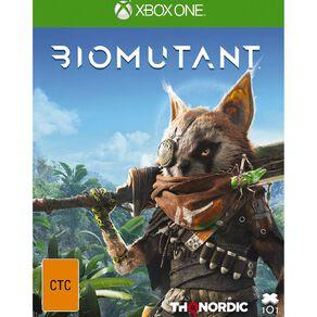 XboxOne Biomutant