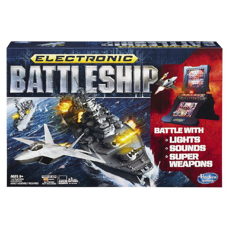 Battleship Electronic, , hi-res