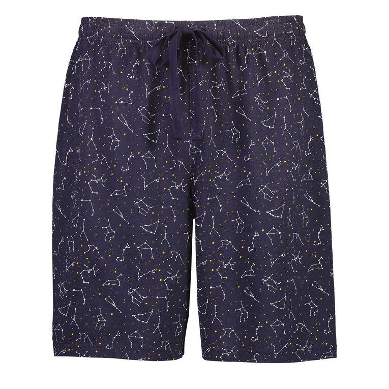 H&H Men's Shorts, Navy, hi-res