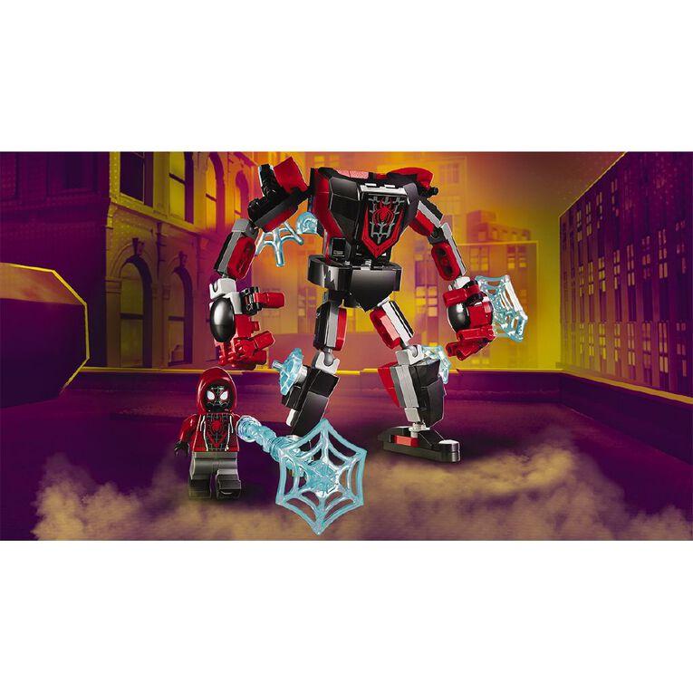 LEGO Marvel Super Heroes Miles Morales Mech Armor 76171, , hi-res