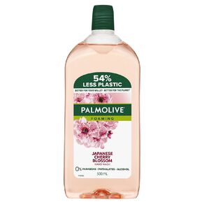 Palmolive Foaming Hand Wash Japanese Cherry Blossom Refill 500ml