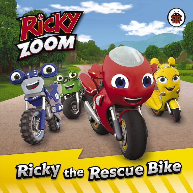 Ricky Zoom: Rescue Bike, , hi-res