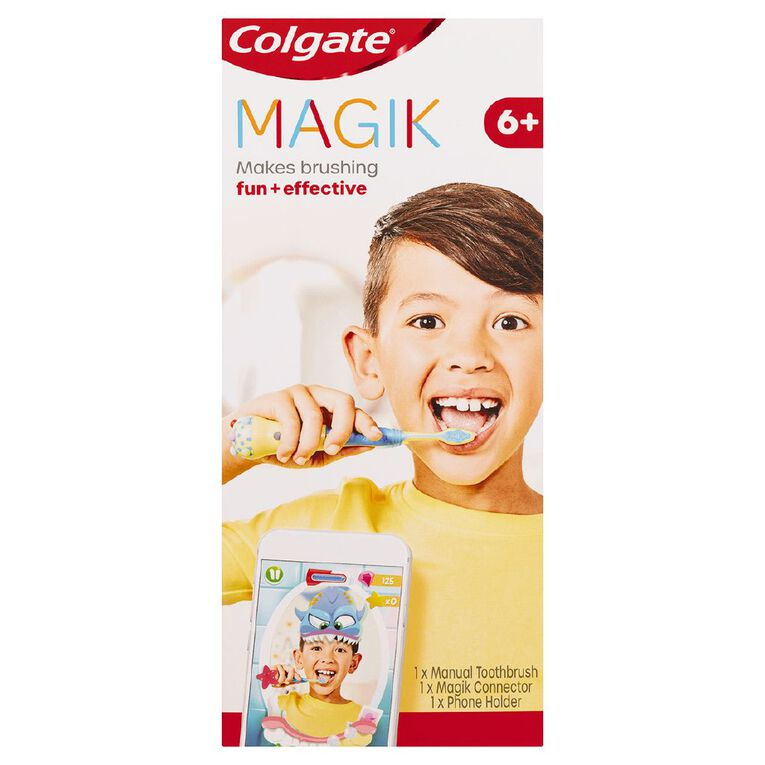 Colgate Magik Toothbrush for 6+ Years, , hi-res image number null