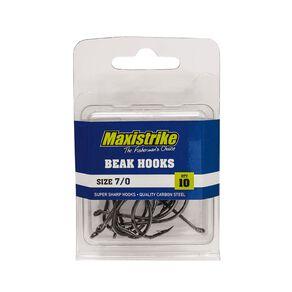 Maxistrike Beak Hooks 7/0 10 Pack