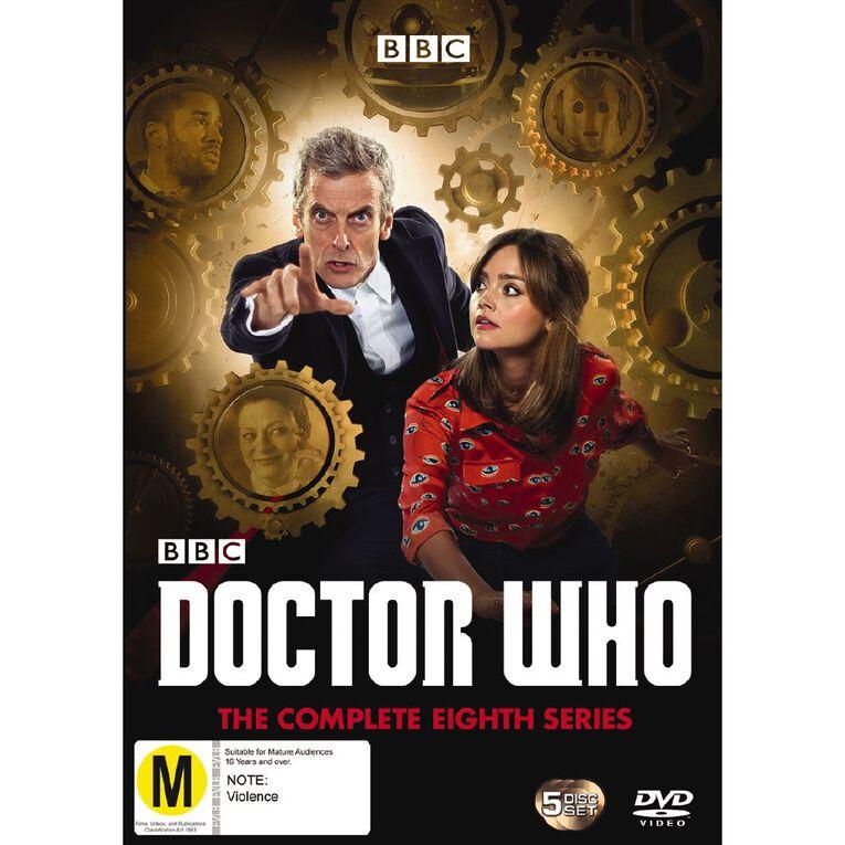 Doctor Who (2014) Season 8 DVD 5Disc, , hi-res