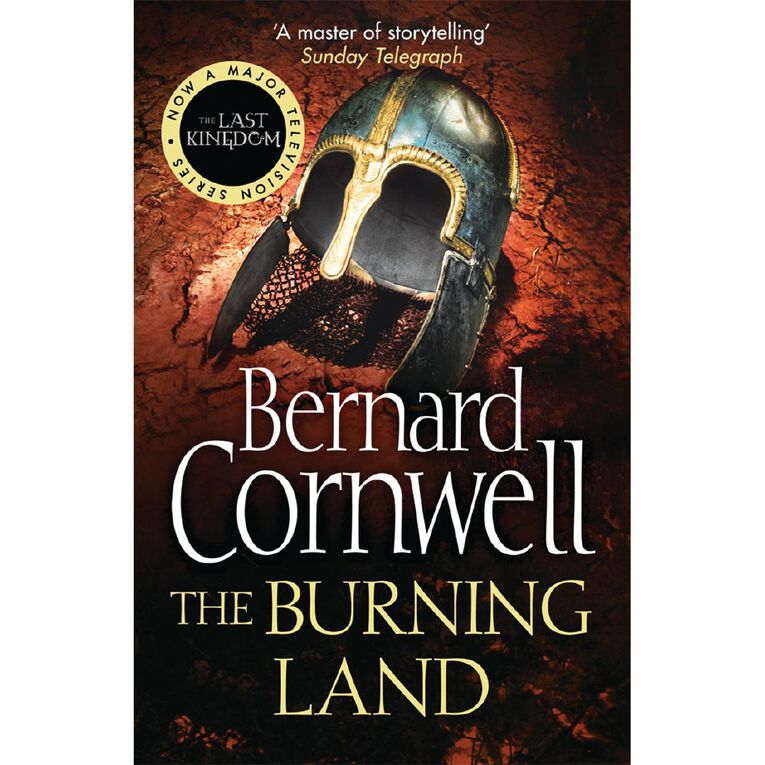 Last Kingdom #5 Burning Land by Bernard Cornwell, , hi-res