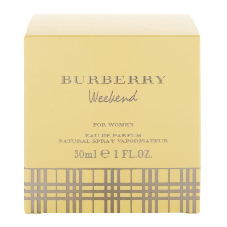 Burberry Weekend W EDP 30ml, , hi-res
